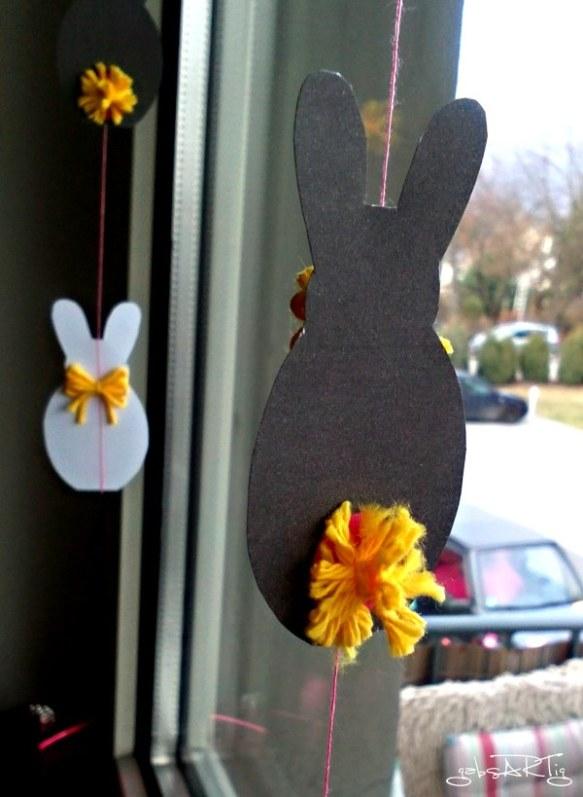 DIY: von Hasen, Eiern und Ostern