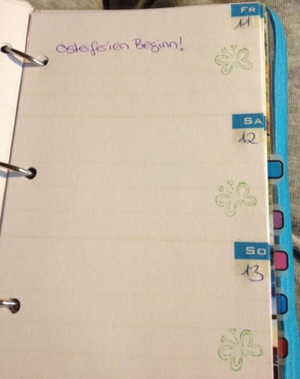 DIY - Kalender 2014