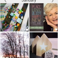 Instamonth 2016 - Januar